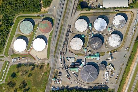 Cartographie industrielle par drone