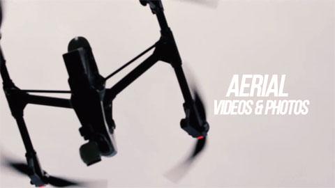 Drone - Demo reel