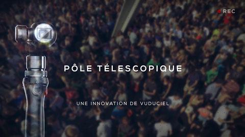 Pôle télescopique - Demo reel #2