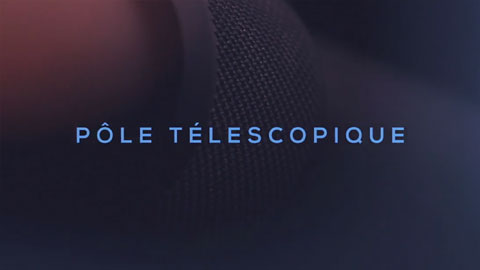 Polecam télescopique - Demo reel