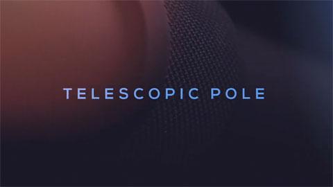Telescopic pole - Demo reel