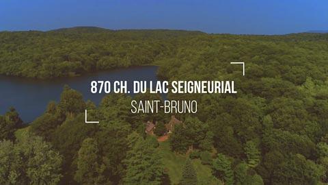 870 Chemin du Lac Seigneurial