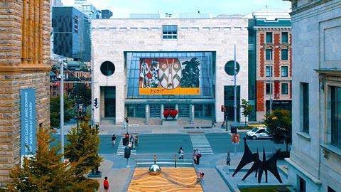 Musée des Beaux-Arts de Montréal - Picasso