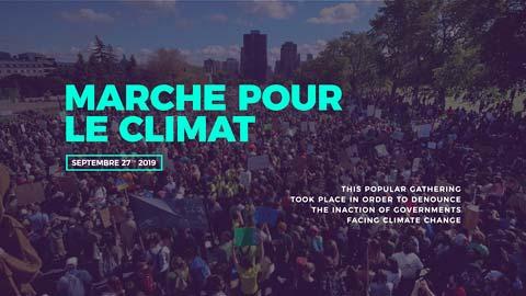 Marche pour le Climat 2019