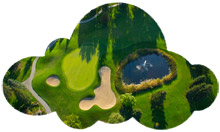 Golf course tours