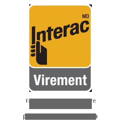 Virement <em>Interac</em>