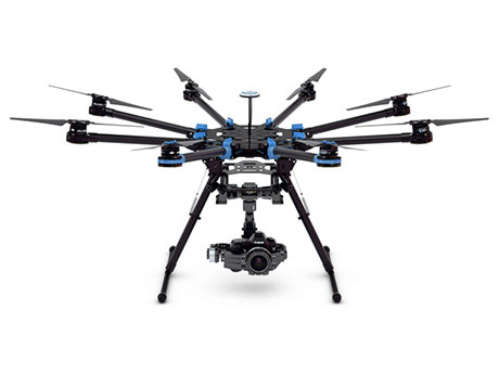 DJI S1000 - Professional heavyweight octocopter drone