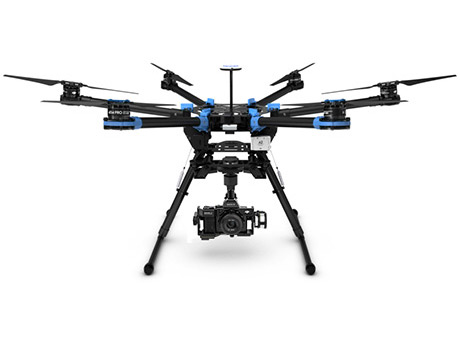 DJI S900 - Professional hexacopter drone
