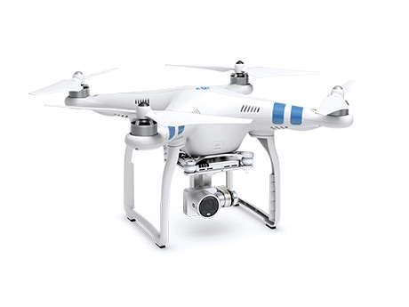 DJI Phantom 2 - Lightweight quadcopter drone