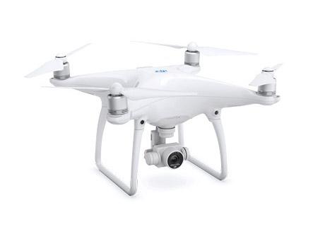 DJI Phantom 4 - Drone quadricoptère léger