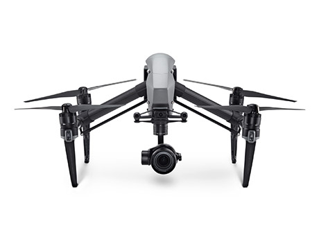 DJI Inspire 2 - Professional quadcopter drone