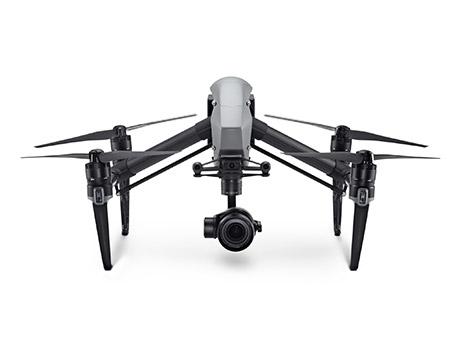 DJI Inspire 2 - Drone quadricoptère professionnel