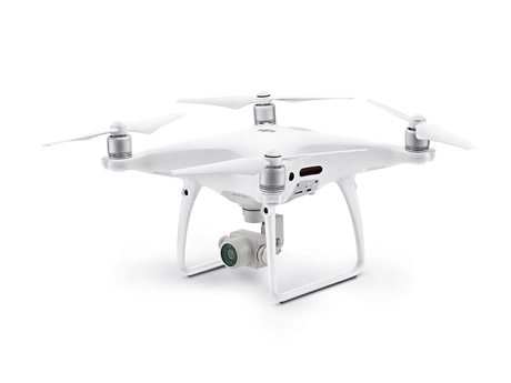 DJI Phantom 4 Pro - Lightweight quadcopter drone